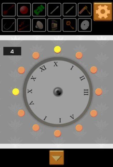 PLAIN ESCAPE #1 攻略 その6(CDを取り出す方法・最後の時計の謎)