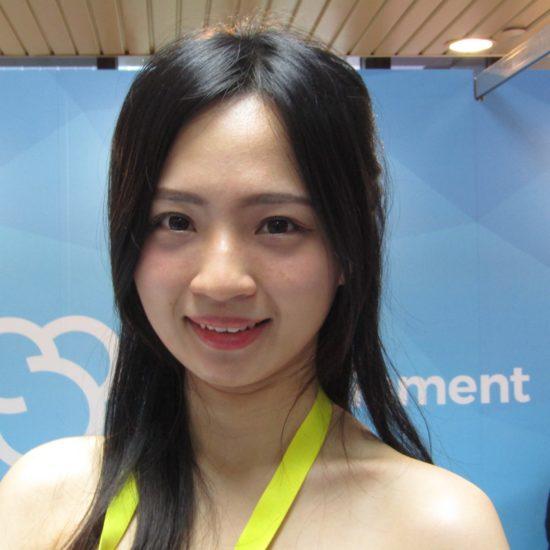 台北ゲームショウ2018を彩る美女たち その1