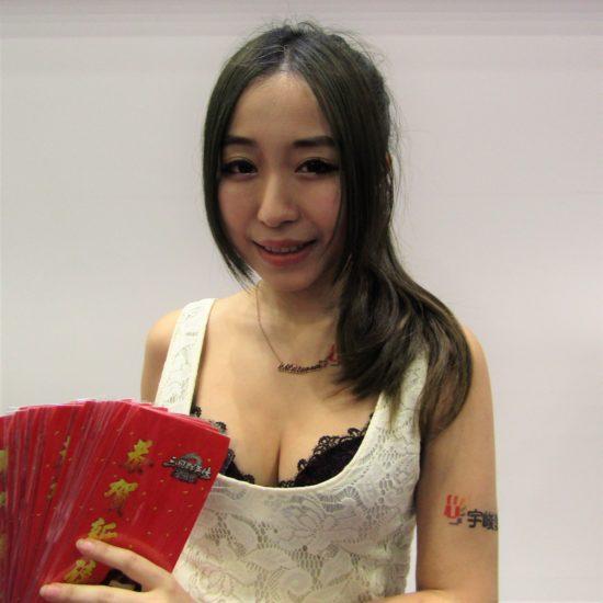 台北ゲームショウ2018を彩る美女たち その2