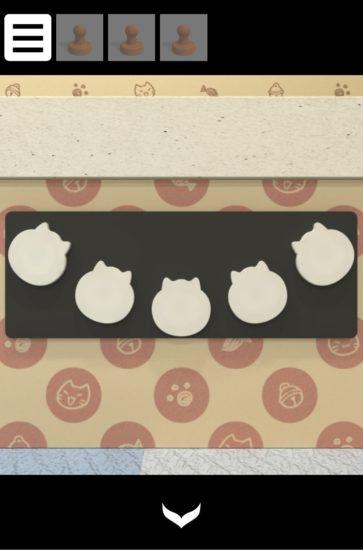 猫カフェからの脱出 攻略1