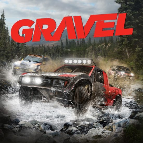 PlayStation4タイトル、オフロードレースゲーム「Gravel(グラベル)」が2018年4月19日(木)に発売決定!