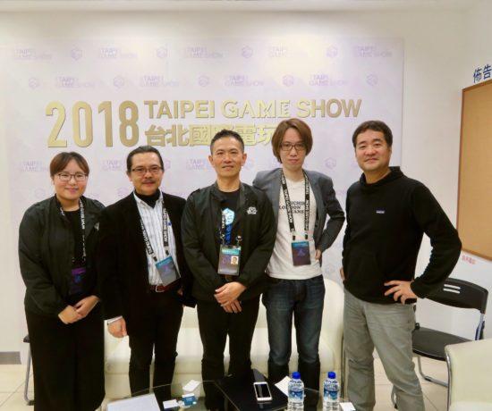 日台ゲーム産業の大学レベル、産業レベルでの交流促進を 日大古市教授と台北コンピュータ協会Wu氏との会談が実現