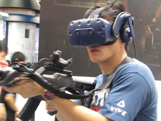VR×ゲームはロケーションVRが本命?2017年後半から現在までのロケーションVR事情