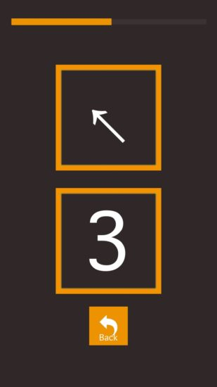 スマホのタッチと回転で反射神経を競う! 新感覚アプリ「Quinton」がリリース!