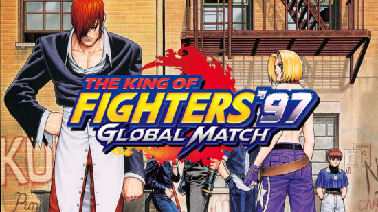『THE KING OF FIGHTERS '97 GLOBAL MATCH』が2018年4月に配信決定!