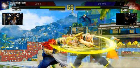 獣道・弐「ウメハラ」VS「ときど」は、格闘ゲームが持つ面白さの本質だった