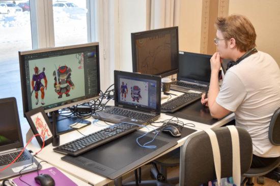 【フィンランドゲーム会社探訪記】「オウルゲームラボ(OGL)」を軸に企業や学校が緊密に連携するオウル市のゲーム業界