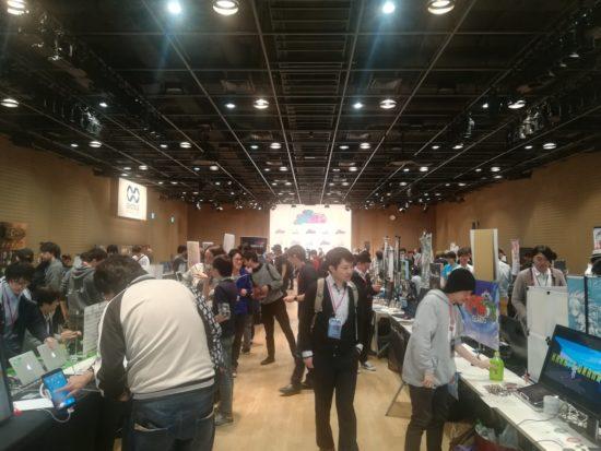 インディーゲームの祭典「TOKYO SANDBOX 2018」が開幕!100以上のゲームの展示に加えて、ストリーミング配信も実施