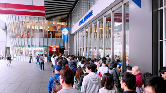 TOKYO SANDBOX 2018 特設コーナー