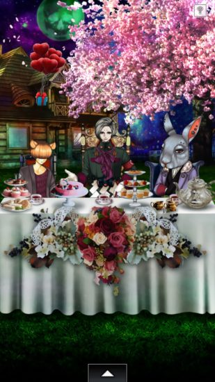 アリスと闇の女王 攻略 2章 泥棒猫