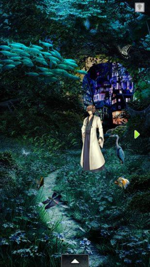 アリスと闇の女王 攻略 4章 謎の少女