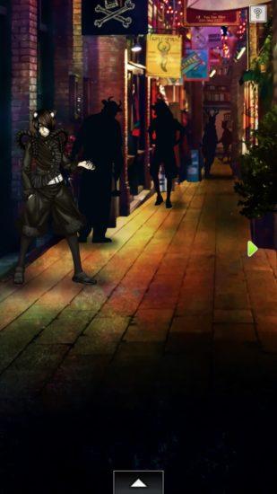 アリスと闇の女王 攻略 3章 白の教団