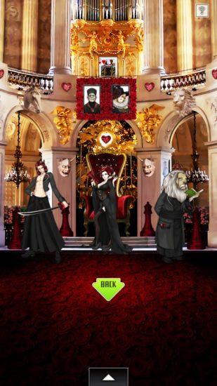 アリスと闇の女王 攻略 10章 嗤う道化師