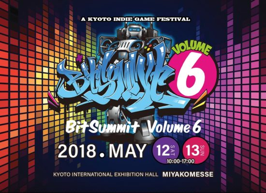 インディーゲームの祭典『BitSummit Volume 6』の出展者が決定!