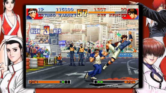 『THE KING OF FIGHTERS '97 GLOBAL MATCH』がSteam版で配信開始!