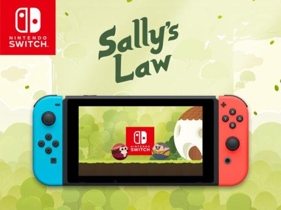 家族や友人とワイワイガヤガヤ遊んでほしい!泣けるゲーム「サリーの法則」のSwitch版の見どこやこれからの予定を聞いてきた!