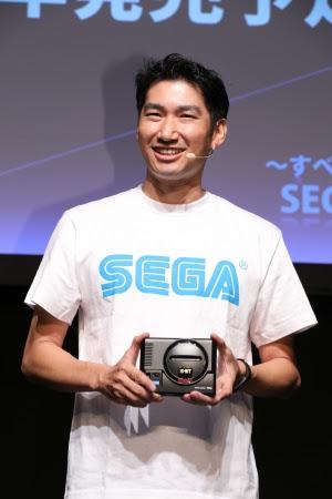 『メガドライブ ミニ』(仮称)が2018年発売決定!