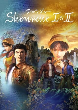 伝説のゲーム『シェンムー I&II』がPS4で2018年発売決定!