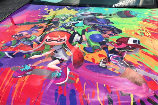 初音ミク、ラブライブ、艦これ、アイドルマスターなど人気作品の「痛車」が大集合!スキー場で「漫画・アニメ・ゲーム」のイベント開催!