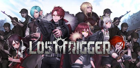 スマートフォン向けアプリゲーム『LOST TRIGGER-ロストトリガー』配信開始!