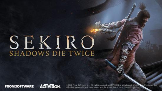 フロム・ソフトウェア新作『SEKIRO: SHADOWS DIE TWICE』が2019年初頭発売決定!戦国末期の日本で孤独な「忍び」の戦いを描く