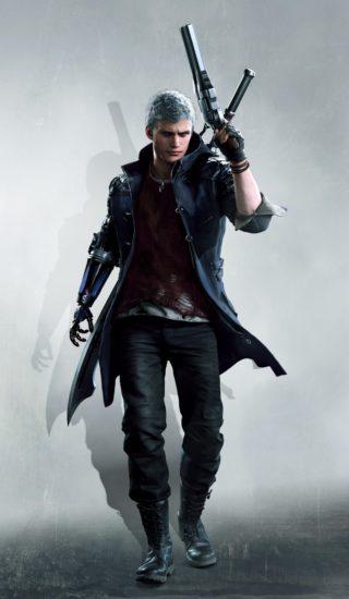 『デビルメイクライ5』が2019年春に発売決定!伝説のスタイリッシュアクションゲームが遂に復活!