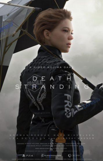 小島秀夫監督の新作『DEATH STRANDING(デス・ストランディング)』の最新トレーラーが公開!