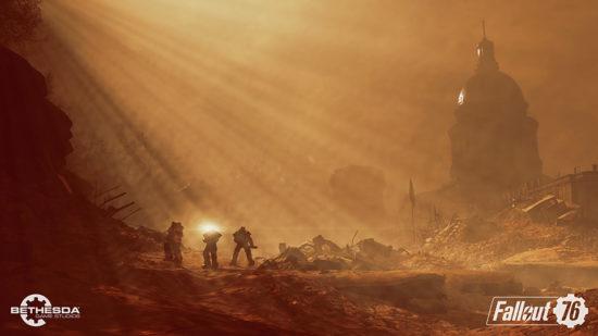 Falloutシリーズ最新作「Fallout 76」が正式発表!北米・欧州は2018年11月14日にリリース!