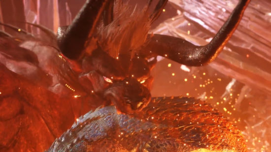 『モンスターハンターワールド』 と『ファイナルファンタジーXIV』が夢のコラボ!FFに「リオレウス」、モンハンに「ベヒーモス」が降臨!