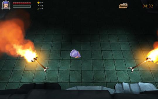 アドベンチャーRPG「HEROES TRIALS」がSteamでリリース!二人の主人公を操って試練を乗り越えよう!