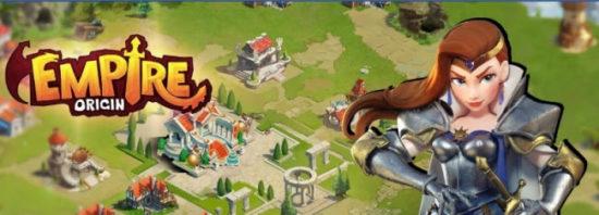 スマホ向け放置系ストラテジーゲーム『エンパイア:オリジン』が配信開始!