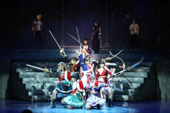 『少女☆歌劇 レヴュースタァライト -Re LIVE-』の詳細が公開!ゲームオリジナルの舞台少女15人が登場!