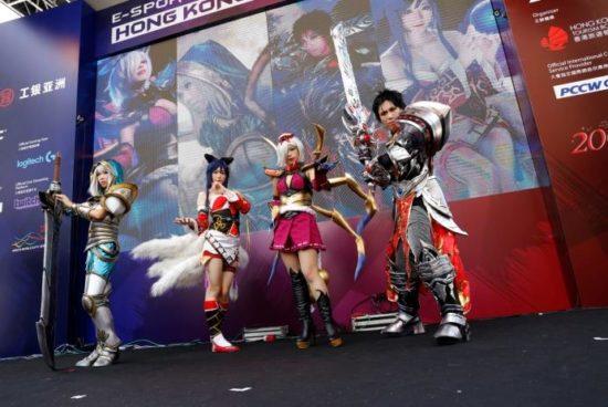 「eスポーツ&ミュージックフェスティバル香港」が8月24日から開催!「リーグ・オブ・レジェンド」や「PUBG」の国際トーナメントを実施
