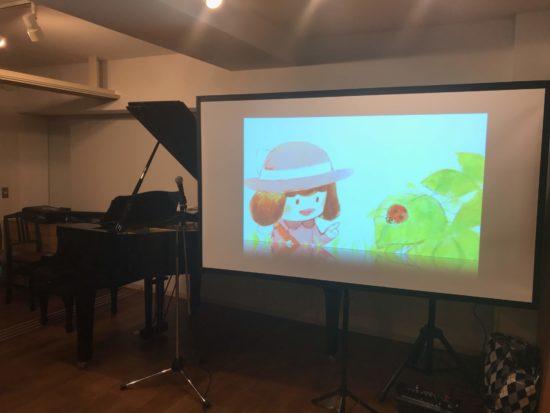 インディゲーム音楽の演奏会「From_. + Piano Works Concert」に行ってきました