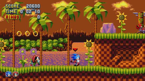 ソニック最新作、PlayStation4&Nintendo Switch用ゲーム『ソニックマニア・プラス』が発売!