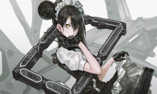 「銃器」を擬人化した中国で人気のスマホ向けゲーム『ドールズフロントライン』が8月1日より配信開始!