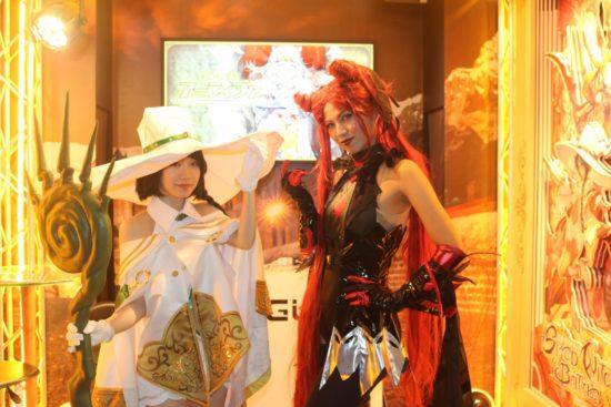 【TGS2018】東京ゲームショウ2018の美女たち!