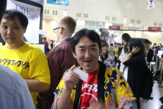東京ゲームショウ2018の入場者数は29万8690人、過去最多の入場者数を記録