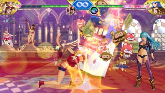 Nintendo Switch、PlayStation4ソフト『SNKヒロインズ Tag Team Frenzy』が9月6日より発売!