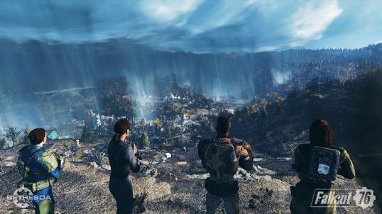 「Fallout」シリーズ新作『Fallout 76』の国内発売日が11月15日(木)に決定!