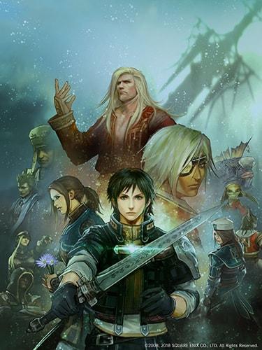 PlayStation 4向け『ラスト レムナント リマスタード』が12月6日に配信開始!