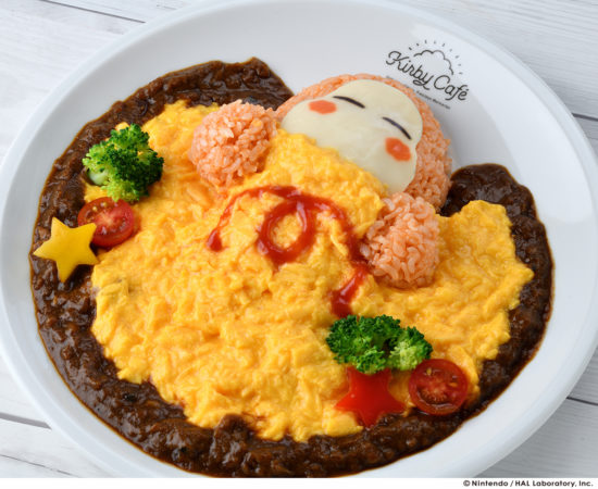 『KIRBY CAFÉ(カービィカフェ)』の新作メニューや限定グッズ情報が解禁!
