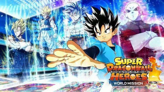「スーパードラゴンボールヒーローズ ワールドミッション」がNintendo Switchで2019年発売決定!カード1160枚、キャラ350体を収録予定