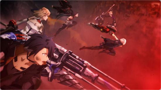 ドラマティック討伐アクション『GOD EATER 3』STEAM版の発売日が2019年2月8日に決定!