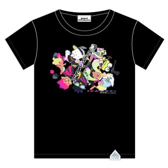 「スプラトゥーン2」×「サンリオキャラクターズ」のコラボが11月10日より開催決定!