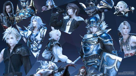基本プレイ無料の『ディシディア ファイナルファンタジー NT フリーエディション』が11月22日より配信開始!