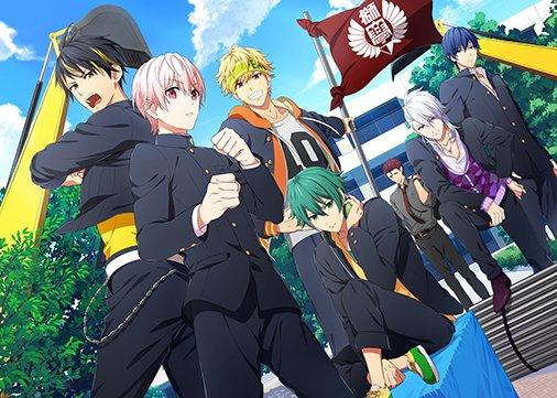 拳で愛を語る恋愛アドベンチャーゲーム「喧嘩番長 乙女 2nd Rumble!!」がPS Vita版で2019年3月14日に発売決定!