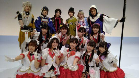 『第69回NHK紅白歌合戦』に「ラブライブ!サンシャイン!!」からAqours、「刀剣乱舞」から刀剣男士が出演決定