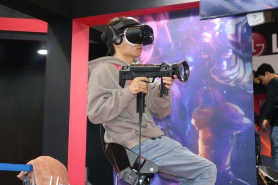 韓国最大のゲームショウ「G-STAR 2018」1日目のBtoCエリア、eスポーツは?モバイルゲームは?VRは?