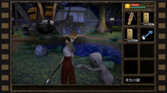 PS4ゲーム「吾妻邸くわいだん」、モード選択機能搭載の新バージョンを公開!